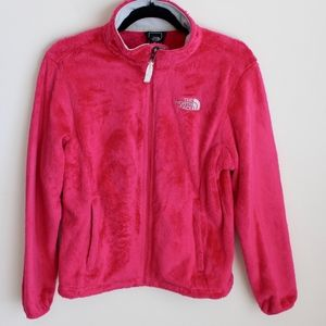 The North Face Ositio Jacket Bright Pink Size M